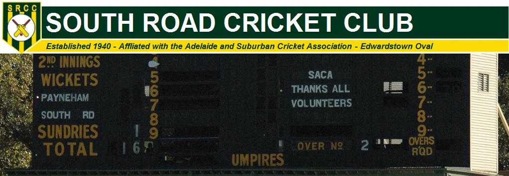 South Road Cricket Club