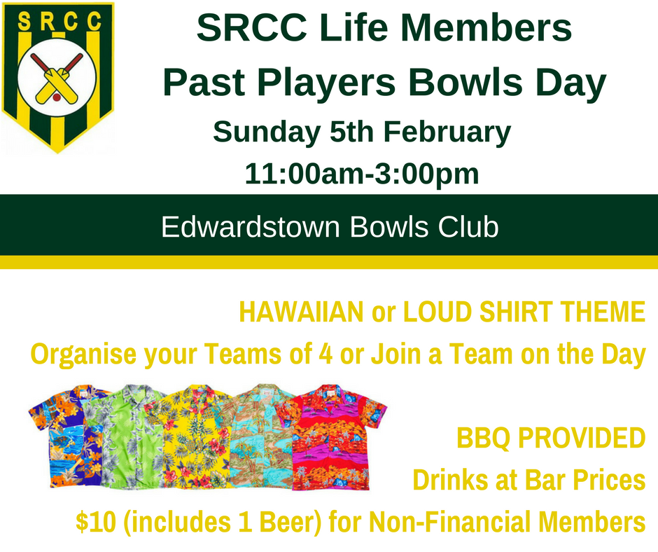 Bowls Day