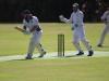AWoolman first wicket appeal