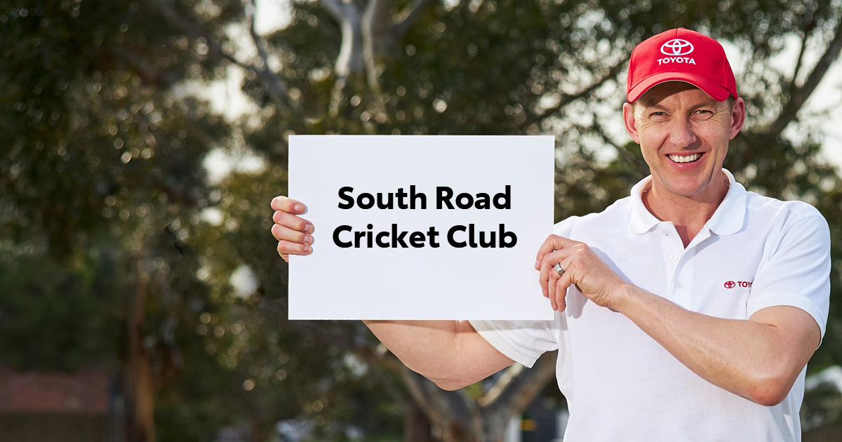 Toyota Good For Cricket Raffle