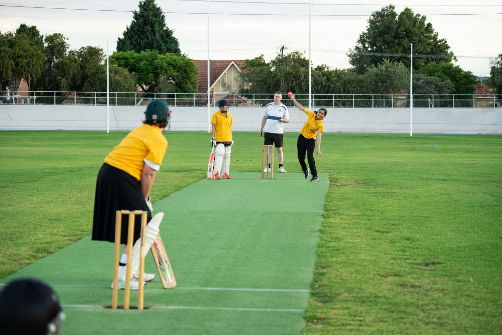 Women's Hardball Cricket at South Road Cricket Club